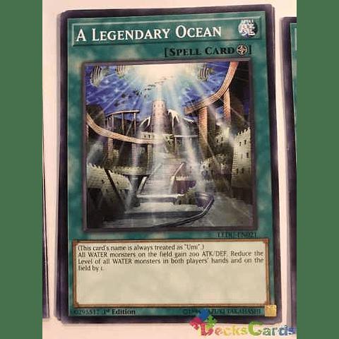 A Legendary Ocean -ledu-en021- Common 1st Edition