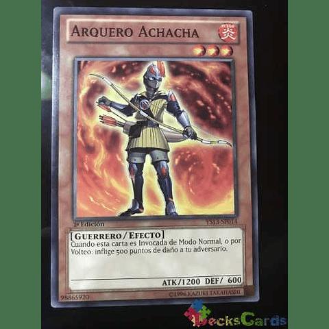Achacha Archer -ys13-en014- Common 1st Edition