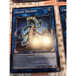 Agave Dragon - sofu-en048 - Common 1st Edition