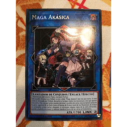 Akashic Magician -cibr-en051- Secret Rare 1st Edition