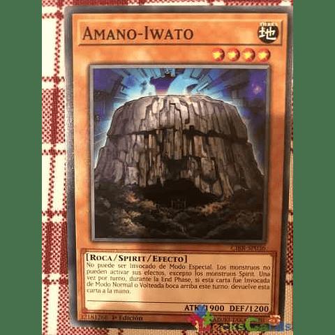Amano-iwato -cibr-en036- Common 1st Edition
