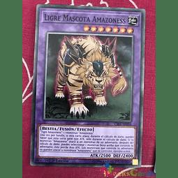 Amazoness Pet Liger -cibr-en094- Common 1st Edition