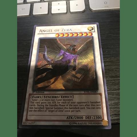 Angel Of Zera -jotl-en087- Secret Rare 1st Edition