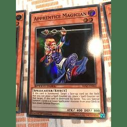 Apprentice Magician -sbad-en002- Super Rare 1st Edition
