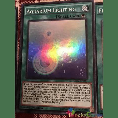 Aquarium Lighting -drl2-en044- Super Rare 1st Edition