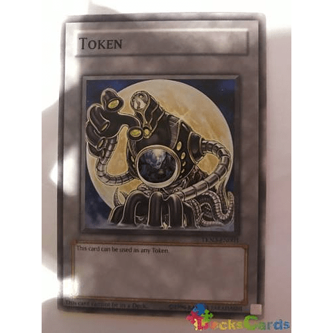 Arcana Force Xviii Moon Token - tkn3-en003