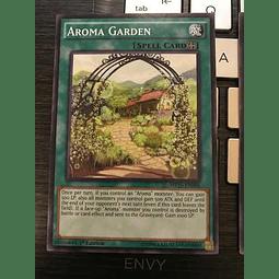 Aroma Garden -mp16-en086- Common 1st Edition
