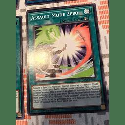 Assault Mode Zero -dane-en055- Common 1st Edition