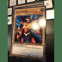 Axe Raider -sbad-en009- Common 1st Edition