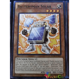 Batteryman Solar - flod-en027 - Common Unlimited