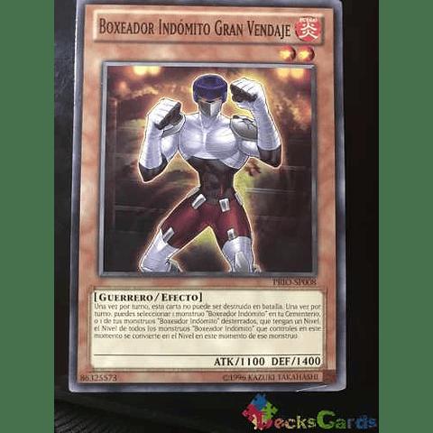 Battlin' Boxer Big Bandage -prio-en008- Common Unlimited