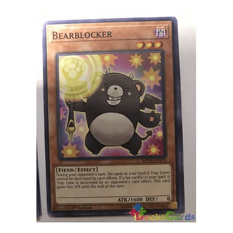 Bearblocker -mp19-en175- Common 1st Edition