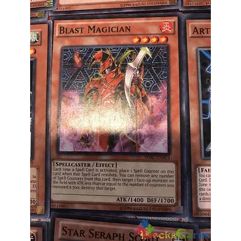 Blast Magician - sdsc-en014 - Common Unlimited