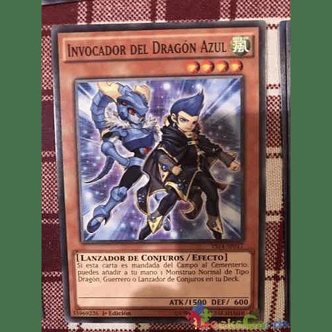 Blue Dragon Summoner - ys14-en017 - Common 1st Edition
