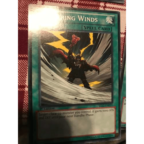 Blustering Winds - ys12-en019 - Common 1st Edition