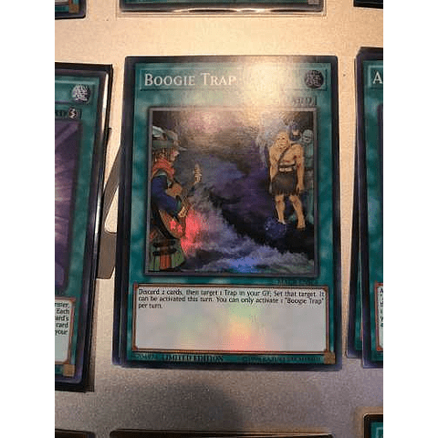 Boogie Trap -macr-ense4- Super Rare Limited Edition
