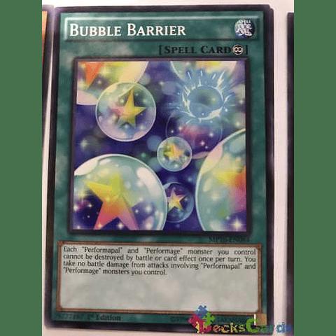 Bubble Barrier -mp16-en084- Common 1st Edition