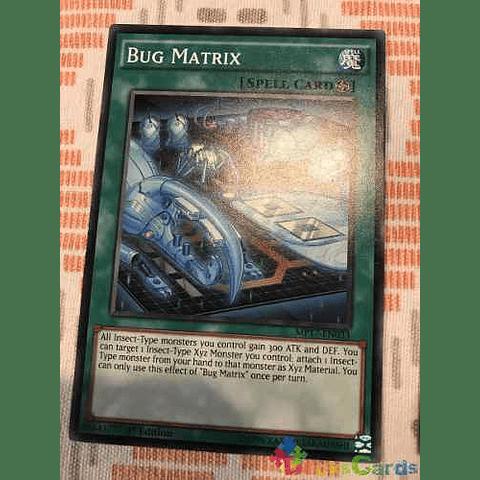 Bug Matrix -mp17-en033- Common 1st Edition