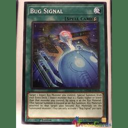 Bug Signal -mp18-en018- Common 1st Edition