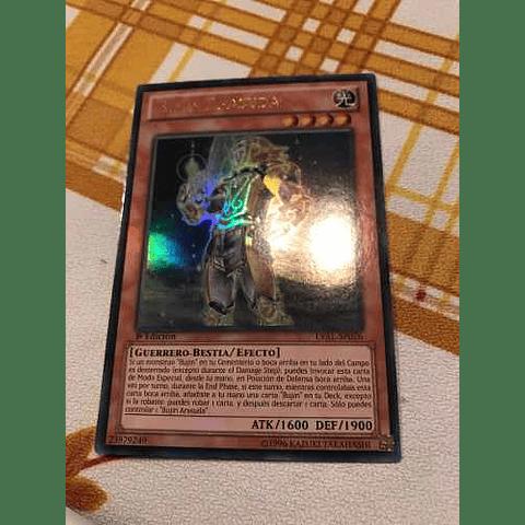 Bujin Arasuda -lval-en026- Ultra Rare 1st Edition