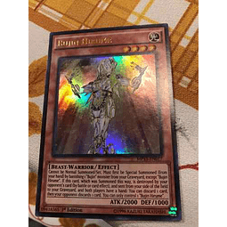 Bujin Hirume -mp15-en017- Ultra Rare 1st Edition