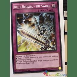 Bujin Regalia - The Sword -mp14-en107- Common 1st Edition