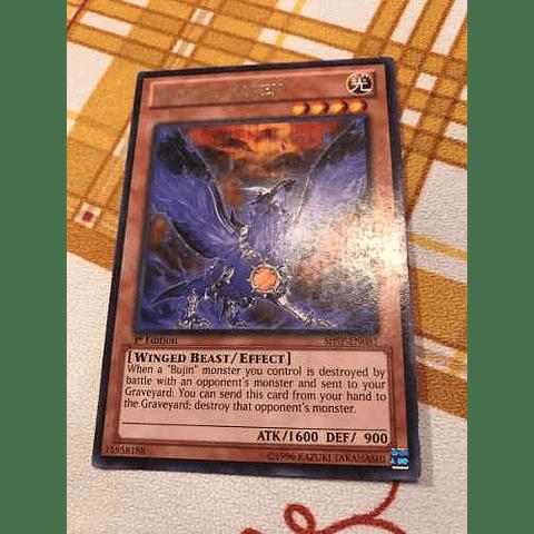 Bujingi Raven -shsp-en081- Rare 1st Edition