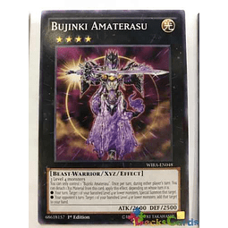 Bujinki Amaterasu - wira-en048 - Common 1st Edition