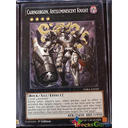 Cairngorgon, Antiluminescent Knight - wira-en049 - Common 1s