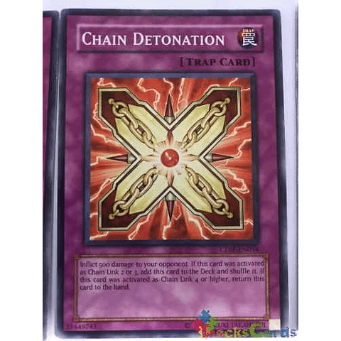 Chain Detonation - cdip-en054 - Common Unlimited