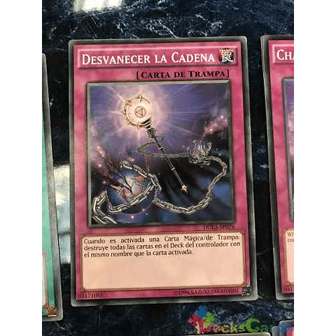 Chain Dispel -duea-en076- Common Unlimited
