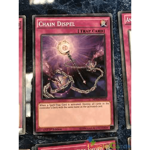 Chain Dispel - mp15-en118 - Common 1st Edition