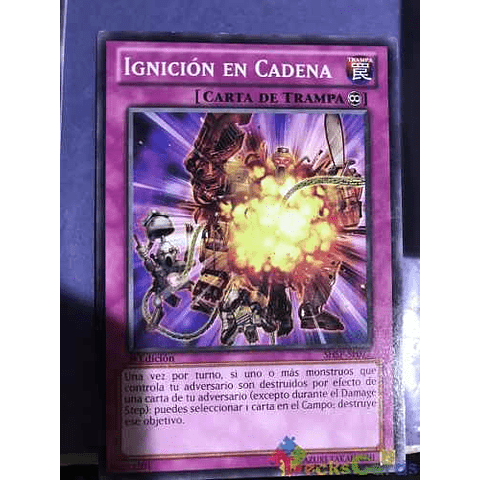 Chain Ignition - shsp-en077 - Common 1st Edition