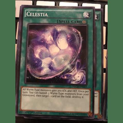 Celestia -mp15-en175- Common 1st Edition