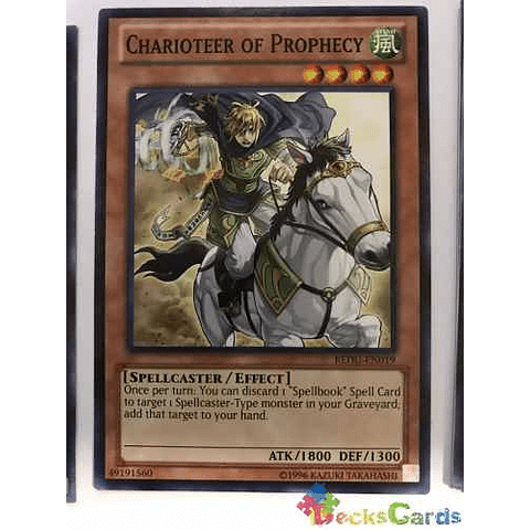 Charioteer Of Prophecy - redu-en019 - Common Unlimited