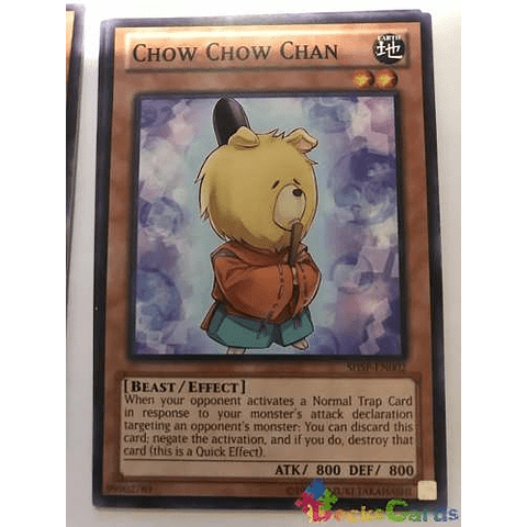 Chow Chow Chan - shsp-en002 - Common Unlimited