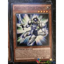 Cipher Mirror Knight - mp17-en136 - Common 1st Edition