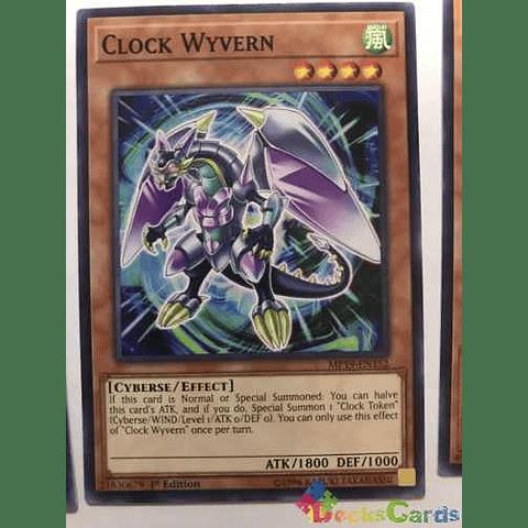 Clock Wyvern -mp19-en152- Common 1st Edition