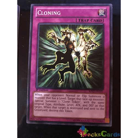 Cloning - bp02-en191 - Common 1st Edition
