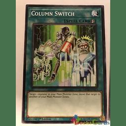 Column Switch -mp18-en211- Common 1st Edition