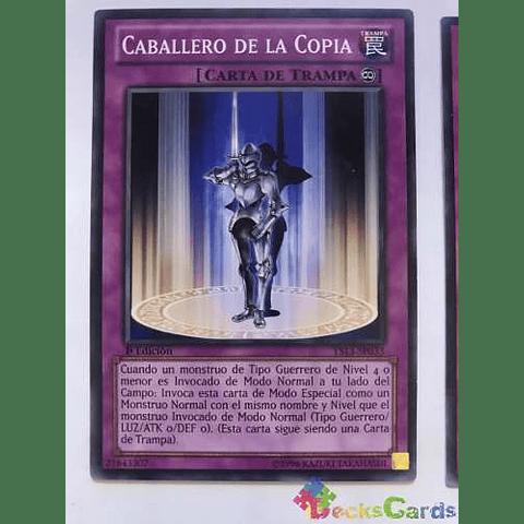 Copy Knight - ys13-en033 - Common 1st Edition