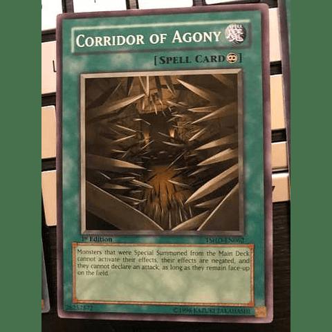 Corridor Of Agony -tshd-en062- Common 1st Edition