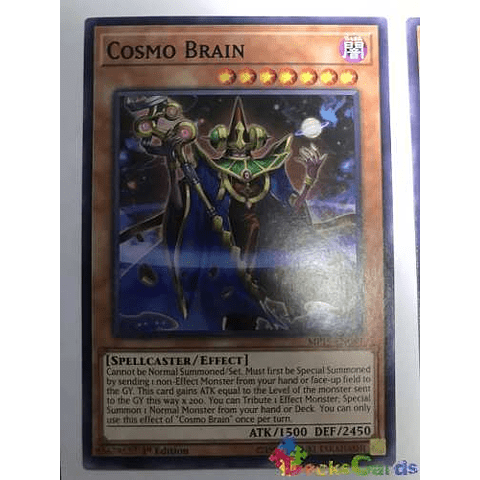 Cosmo Brain - mp19-en089 - Common 1st Edition