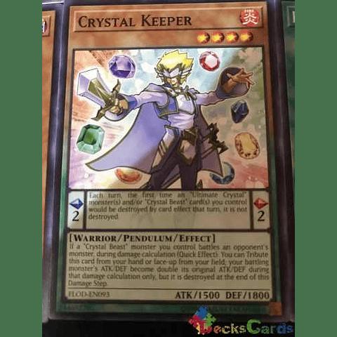 Crystal Keeper -flod-en093- Common Unlimited