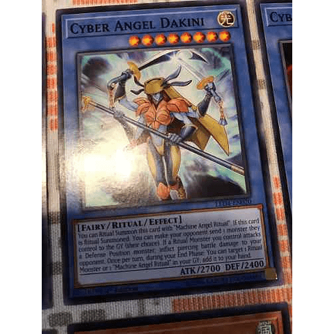 Cyber Angel Dakini - led4-en020 - Common 1st Edition