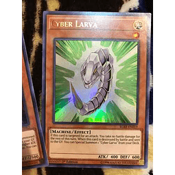 Cyber Larva -blrr-en019- Ultra Rare 1st Edition