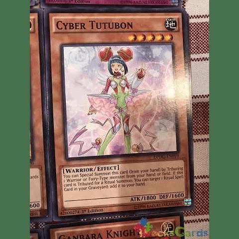 Cyber Tutubon -dpdg-en010- Common 1st Edition