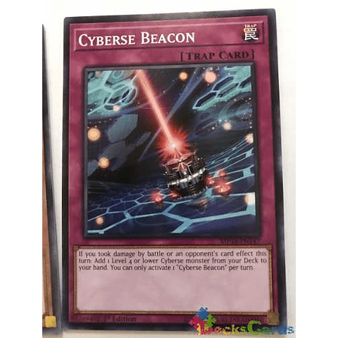 Cyberse Beacon - mp18-en147 - Common 1st Edition