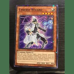 Cyberse Wizard -sp18-en003- Starfoil Rare 1st Edition