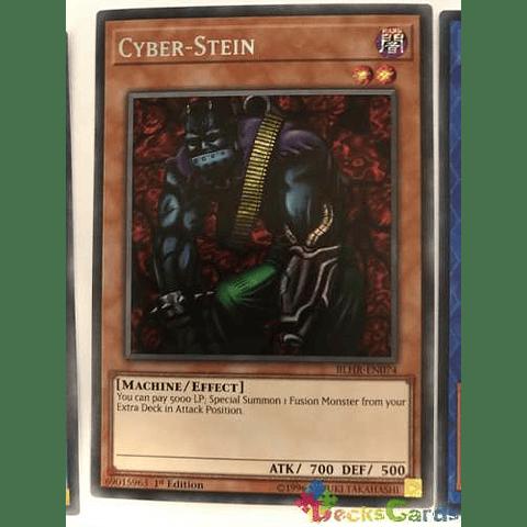 Cyber-stein -blhr-en074- Secret Rare 1st Edition